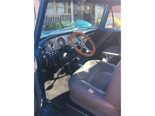 1963 Ford F100 for sale in Cadillac, MI