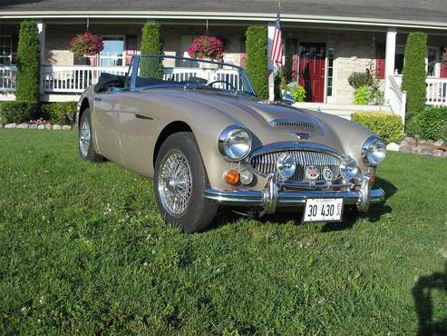 1967 Austin-Healey 3000 Mark III for sale in Chicago, IL