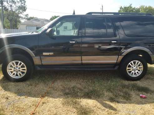 2007 Ford Expedition for sale in Grand Prairie, TX