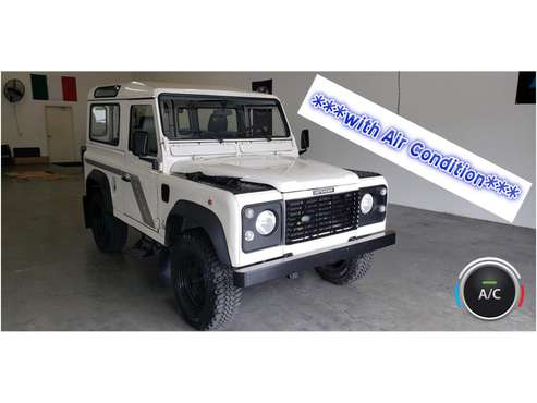 1994 Land Rover Defender for sale in Fort Myers, FL