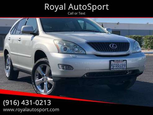 2004 Lexus RX 330 Base AWD 4dr SUV for sale in Sacramento , CA