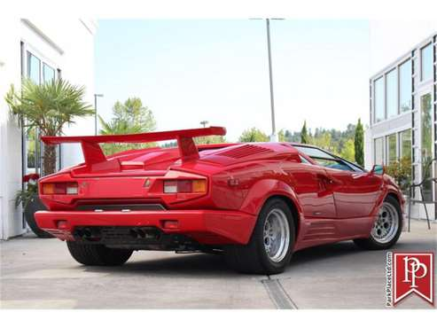 1989 Lamborghini Countach for sale in Bellevue, WA