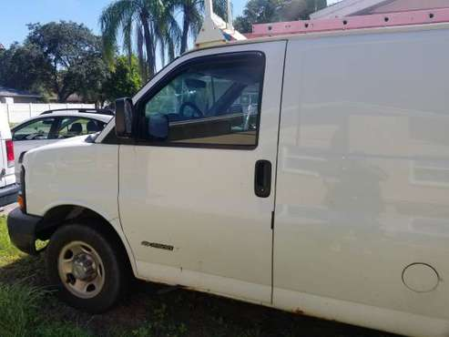 chevy 2500 express tow package for sale in Sarasota, FL