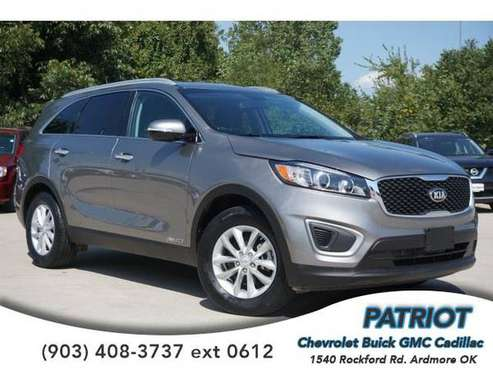 2017 Kia Sorento LX - SUV for sale in Ardmore, OK