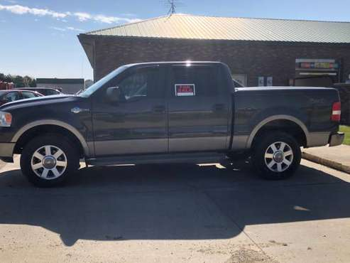 2005 F150 King Ranch for sale in Mount Ayr, IA