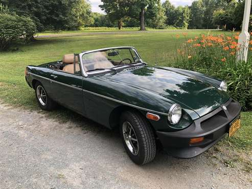 1977 MG MGB for sale in Castelton on Hudson, NY