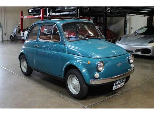 1971 Fiat 500L for sale in San Carlos, CA
