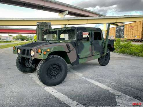 2000 AM General M1097A2 Humvee, 4-Speed 4L80e, Street Legal, 4-Doors! for sale in Fort Lauderdale, FL