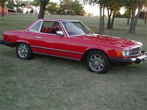 1979 Mercedes-Benz 450SL for sale in Cadillac, MI