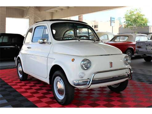 1970 Fiat 500L for sale in Sherman Oaks, CA