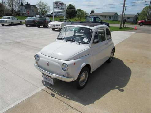 1968 Fiat 500L for sale in Ashland, OH