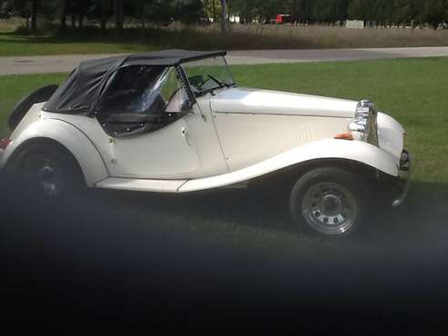 1953 Mgtd kit car for sale in Wells, MI