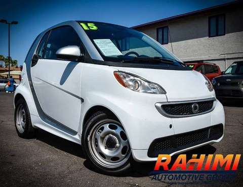 2015 Smart ForTwo Passion Low Miles Finance Leather, Navigation RAHIMI for sale in Yuma, AZ