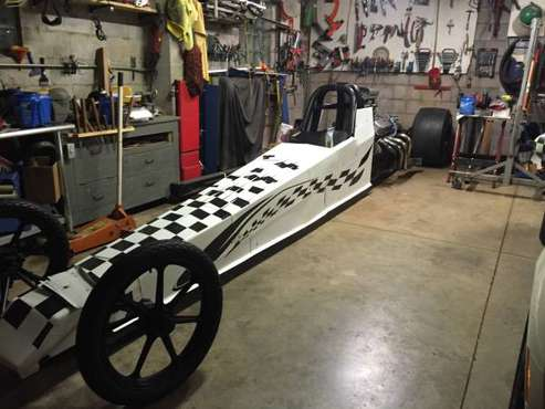 Rear Engine Dragster for sale in Davenport, IA