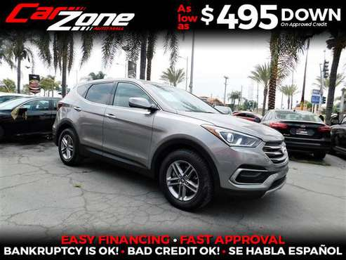 2017 Hyundai Santa Fe Sport 2.4 FWD for sale in south gate, CA