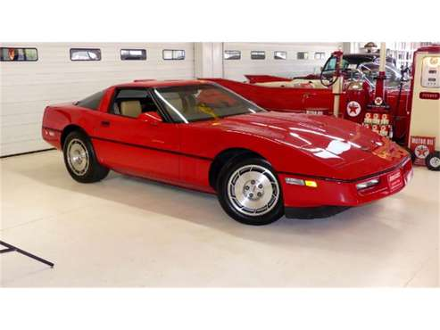 1986 Chevrolet Corvette for sale in Columbus, OH