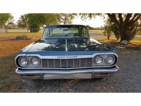 1964 Chevrolet Impala for sale in Maxwel, TX
