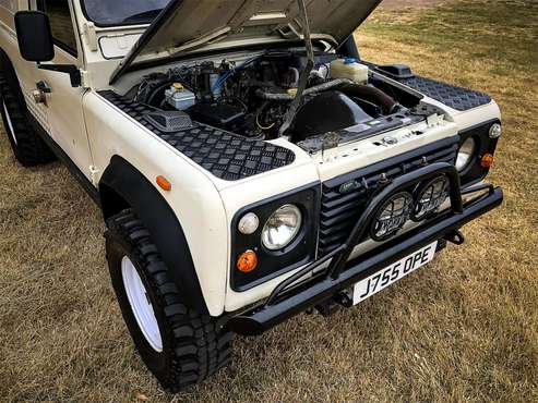 1991 Land Rover Defender for sale in Middleburg, FL