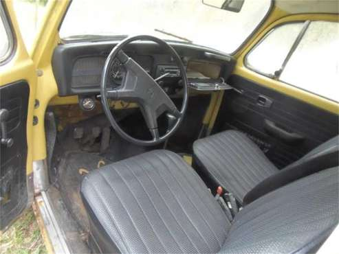 1972 Volkswagen Beetle for sale in Cadillac, MI