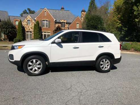 2013 Kia Sorento LX, 37,000 original miles, 1 owner, clean carfax,aux for sale in Roswell, GA