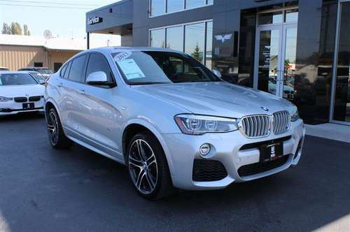 2015 BMW X4 AWD All Wheel Drive xDrive35i M-Sport PKG SUV for sale in Bellingham, WA