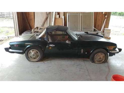 1976 Triumph Spitfire for sale in Cadillac, MI