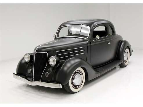 1936 Ford 5-Window Coupe for sale in Morgantown, PA