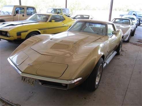 1969 Chevrolet Corvette for sale in Liberty Hill, TX