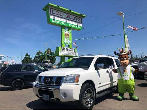 2006 Nissan Armada LE 4WD for sale in Eugene, OR