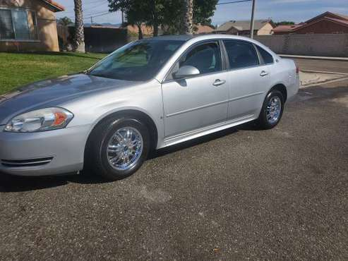 2009 Chevy impala for sale in Fontana, CA