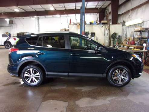 2017 Toyota Rav4 XLE...AWD...low miles for sale in Kingsford, WI