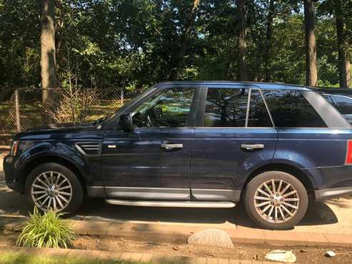 2011 Range Rover Sport HSE for sale in Floral Park, NY