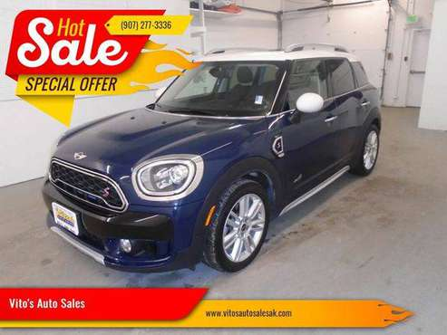 2017 MINI Countryman Cooper S ALL4 AWD 4dr Crossover Home Lifetime... for sale in Anchorage, AK