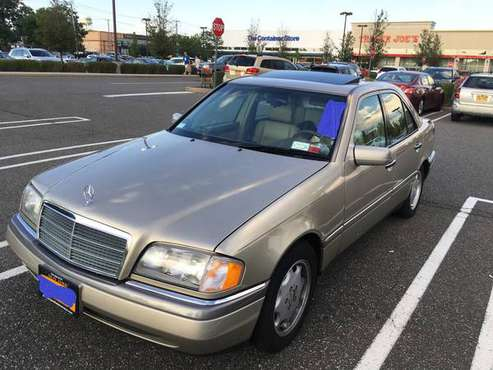 1996 Mercedes Benz C-Class C280 $2,500 OBO for sale in Westbury , NY