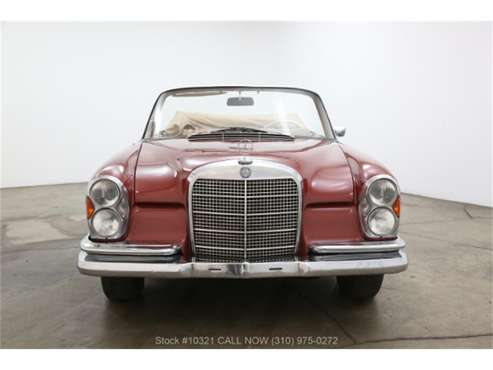 1968 Mercedes-Benz 280SE for sale in Beverly Hills, CA