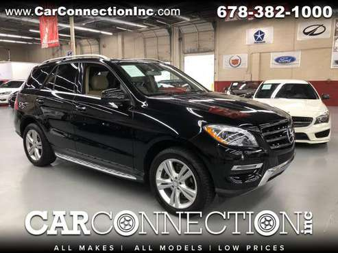 2013 Mercedes-Benz M-Class ML350- 51k miles !!!! for sale in Tucker, GA