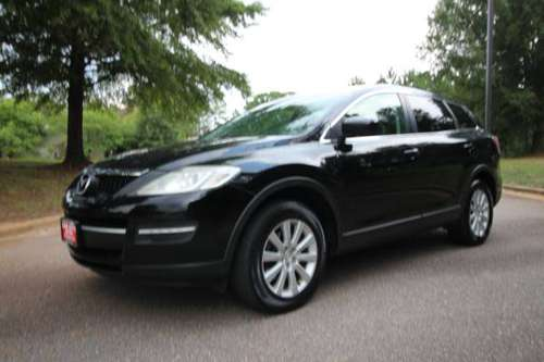2009 MAZDA CX9 LEATHER THIRD ROW for sale in Garner, NC