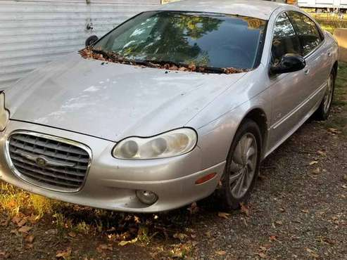 2000 Chrysler LHS for sale in Red Bluff, CA