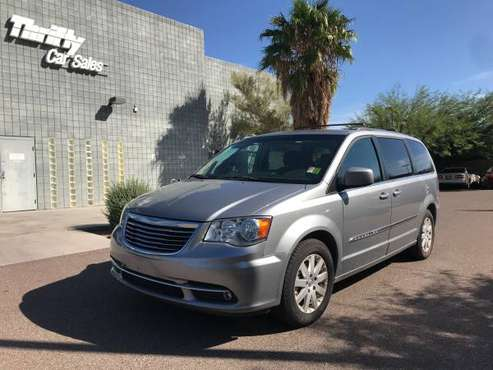 2016 CHRYSLER TOWN & COUNTRY TOURING/FINANCING AVAILABLE!! for sale in Phoenix, AZ