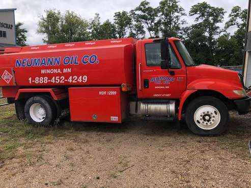 2004 International Fuel Truck for sale in Stockton, MN