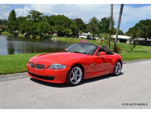 2006 BMW Z4 for sale in Clearwater, FL