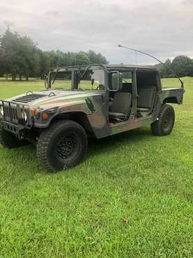 1987 Humvee AM General H1 M998 for sale in Lindale, GA