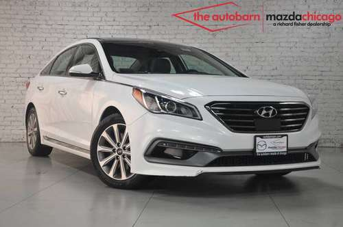 2016 *Hyundai* *Sonata* *4dr Sedan 2.4L Limited* Qua for sale in Chicago, IL