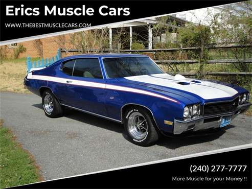 1972 Buick Skylark for sale in Clarksburg, MD