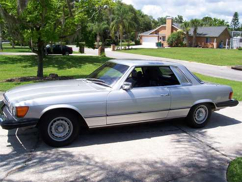 1977 Mercedes-Benz 450SLC for sale in Kissimmee, FL