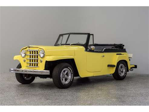 1950 Willys Jeepster for sale in Concord, NC