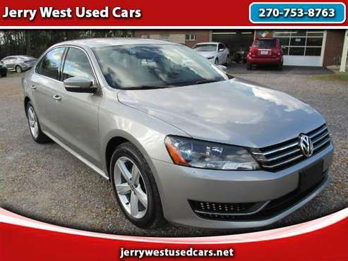 2013 Volkswagen Passat 2.5L SE AT for sale in Murray, KY