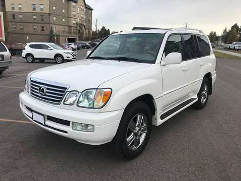 2006 Lexus LX 470 1 Owner for sale in Rexburg, ID