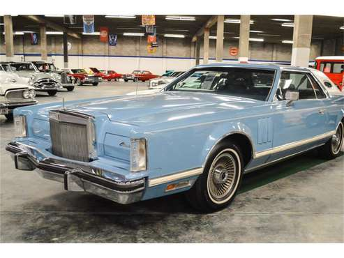 1978 Lincoln Continental for sale in Brandon, MS