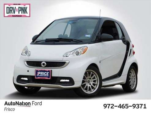 2014 smart fortwo electric drive Passion SKU:EK732592 Coupe for sale in Frisco, TX